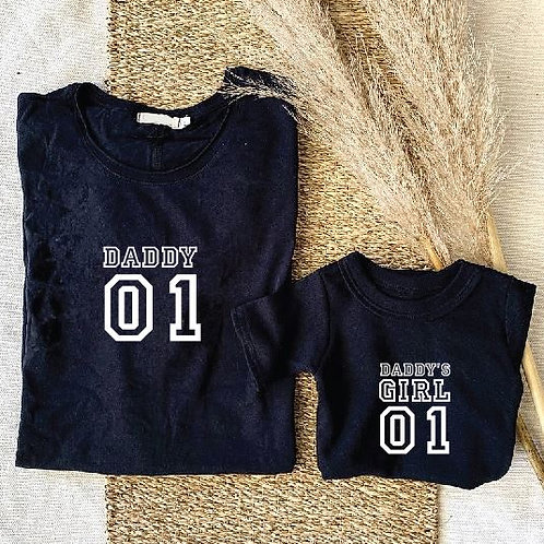 Daddy Long Sleeve Tshirt