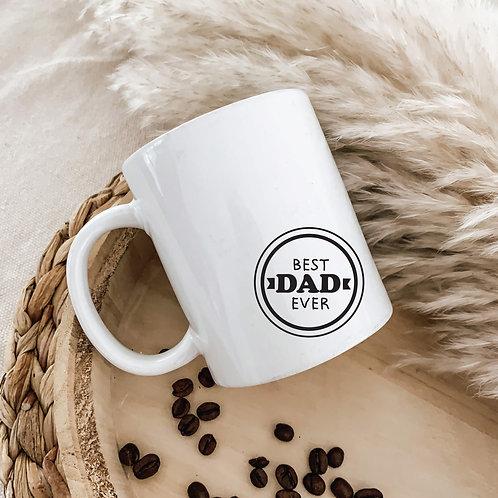 Best Dad Ever Mug | Personalized