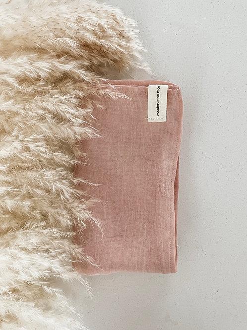Muslin   Blush Pink