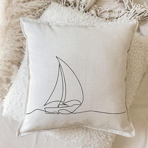 Cushion | Sailing Boat
