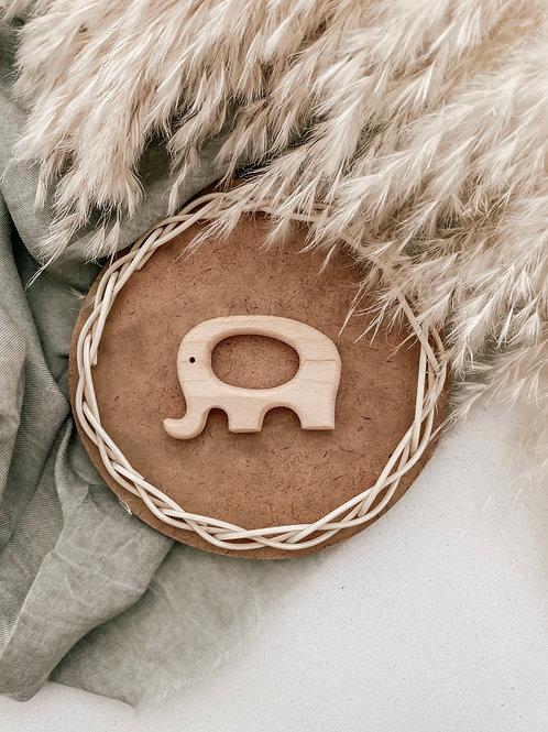 Wooden Teether | Ellie