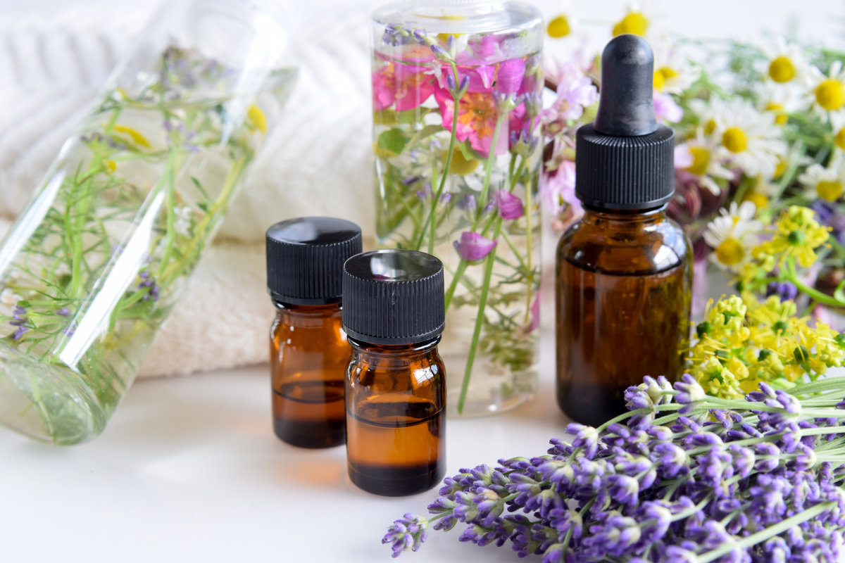 AromaTouch® Essential Oil Therapy