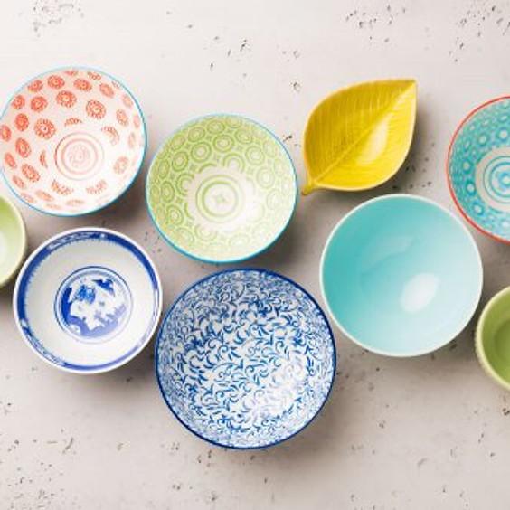 Pottery Glazing Party!