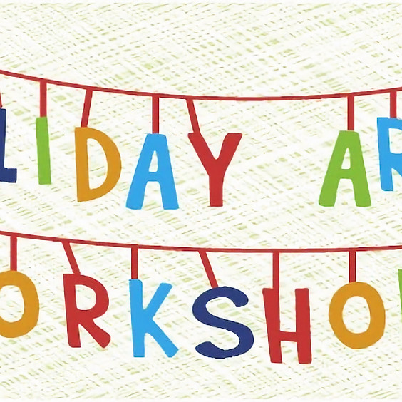Holiday Workshops for Kids wk 1