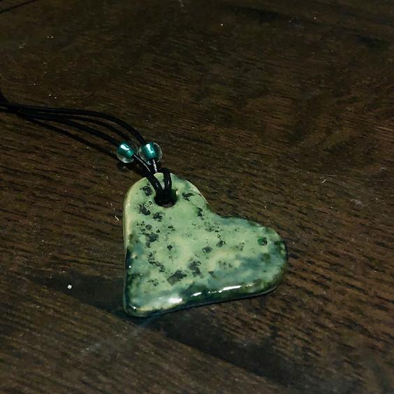 Kids' Valentine Necklace for Mom Workshop