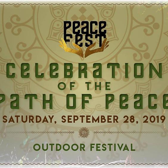 Peace Fest at the Bhakti!!