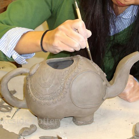 Teen Pottery Building Workshop