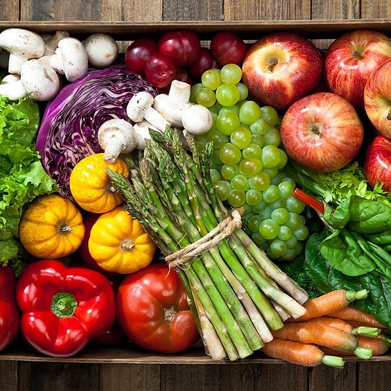 Adult Class- Vegan Nutrition & Meal Planning