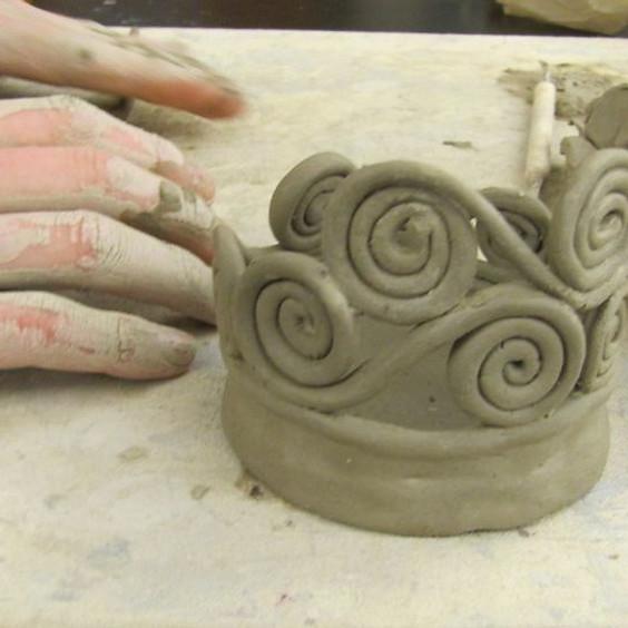 Tween Pottery Building Workshop