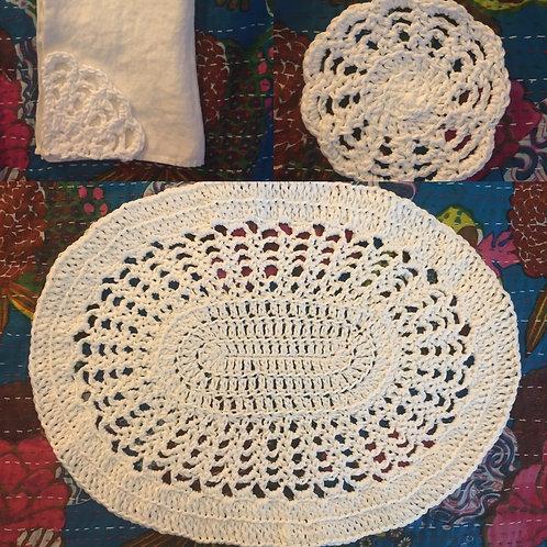 """Cascade"" crochet pattern"