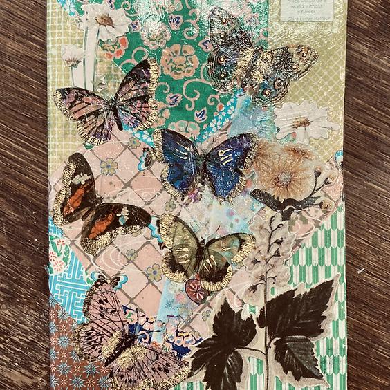 Découpage Art Journals