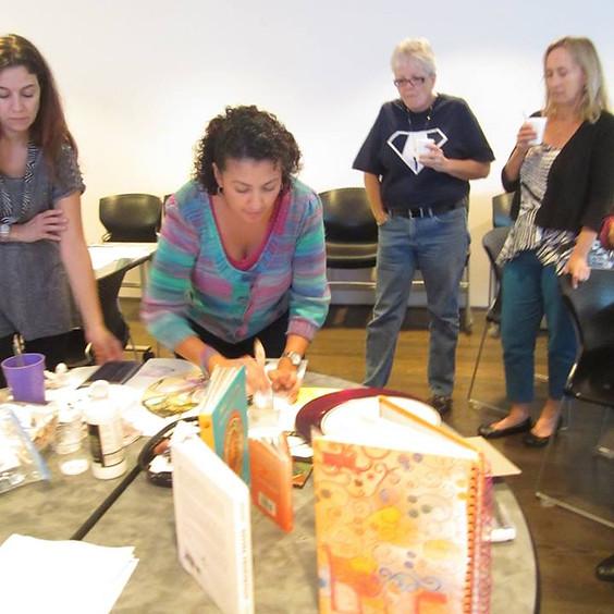 Mixed Media Mandala Workshop