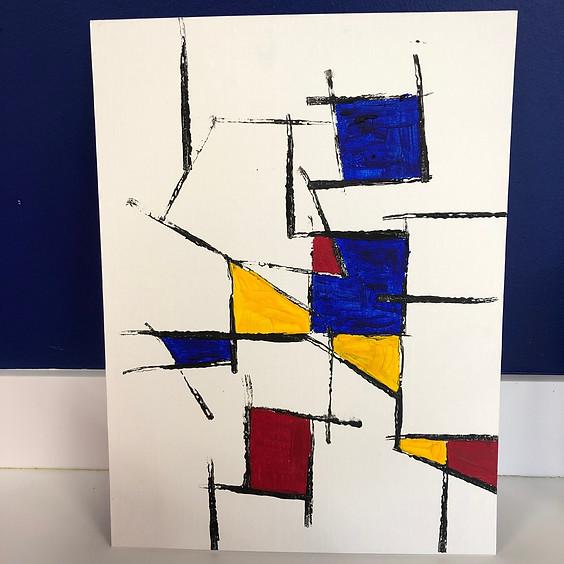 Mondrian Inspired Workshop