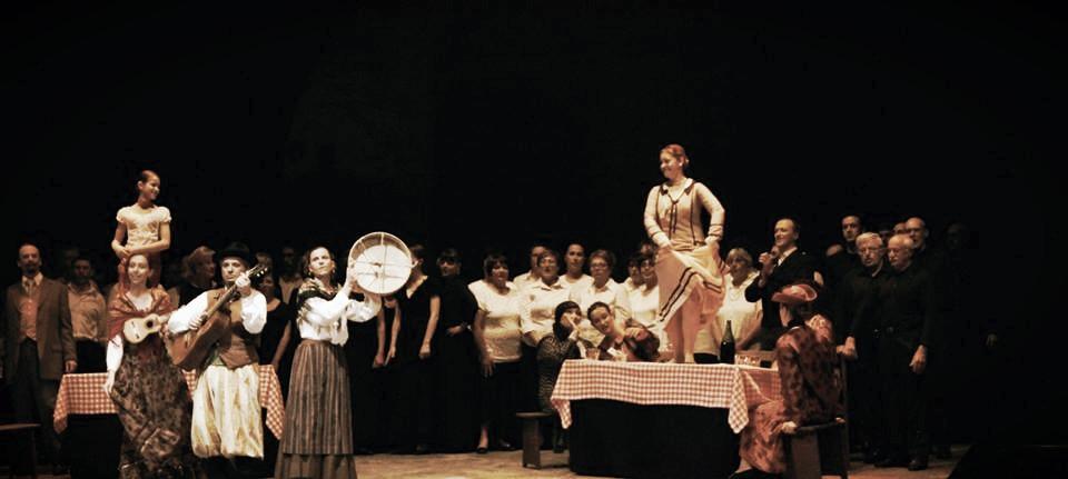 """Opera """"Va' Vilote Puartade dal Vint"""""""