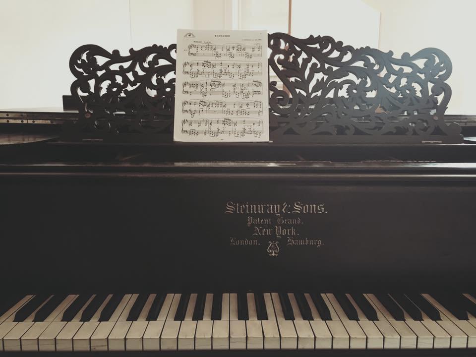 A 30-minute Piano Lesson