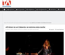 El Amor Es un Cabaret Teleamazonas