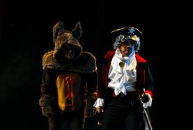 Lobo y Pirata