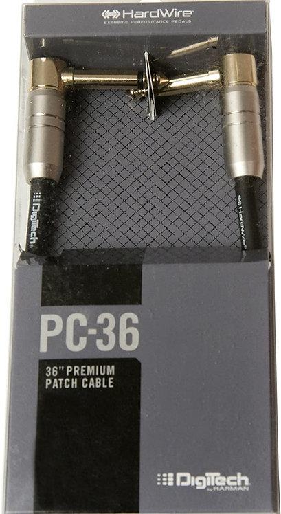 DIGITECH | CABLE PATCH HW-PC-36