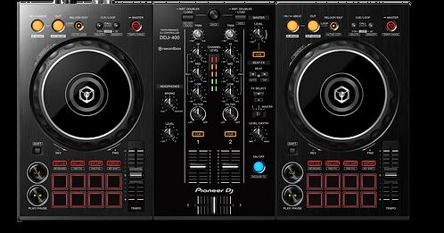 PIONEER | CONTROLADOR DE DJ DDJ-400/SXJ