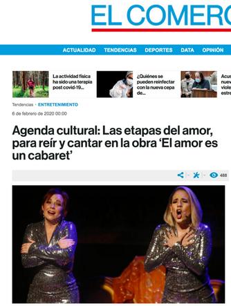 El Amor Es un Cabaret reportaje1