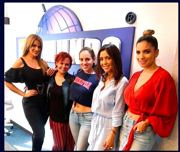 El Amor Es un Cabaret entrevista FM Mundo