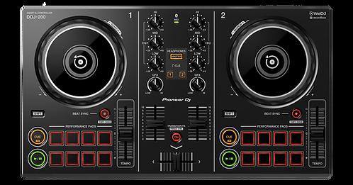 PIONEER | CONTROLADOR DE DJ DDJ-200/SYXJ