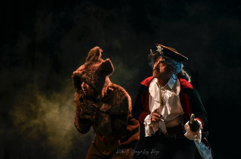 El lobo y el pirata