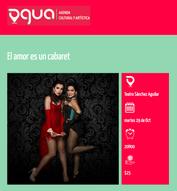 El Amor Es un Cabaret reportaje en Guayaquil