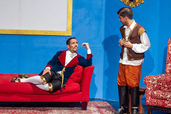Hermanastras, el musical