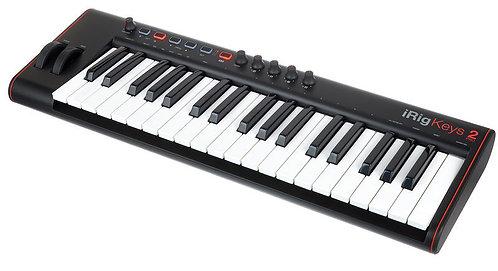 IK MULTIMEDIA   CONTROLADOR MIDI IRIG KEYS2 PRO