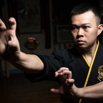 Kung Fu:  A Kick To Great Health