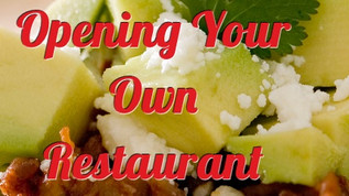 become a restaurateur
