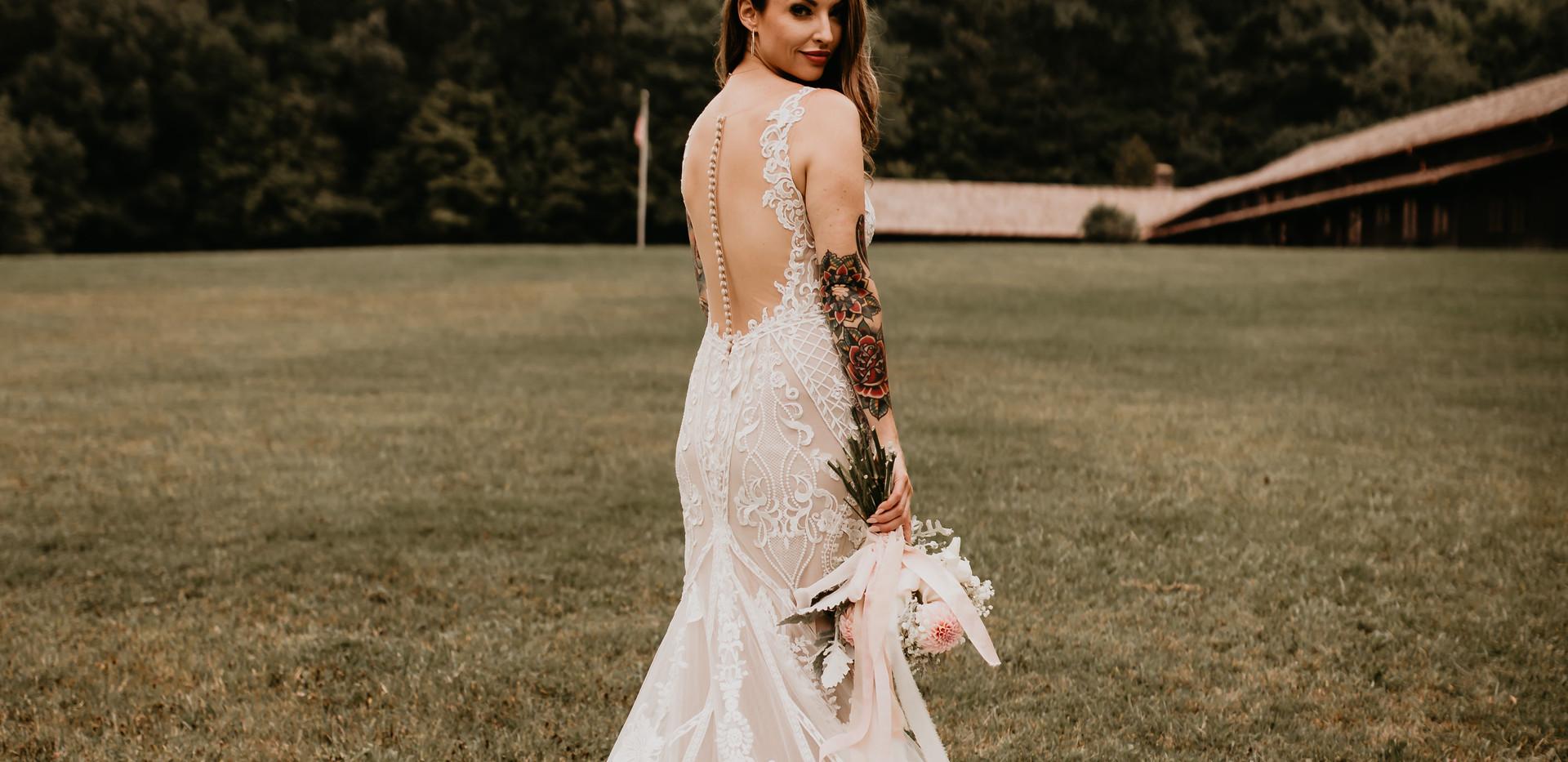 Pop-up Wedding Ohio Bride