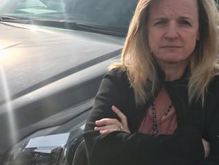 A Chaffeur's Death, A Widow's Drive