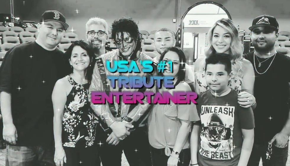 King of Pop Resurrected Promo