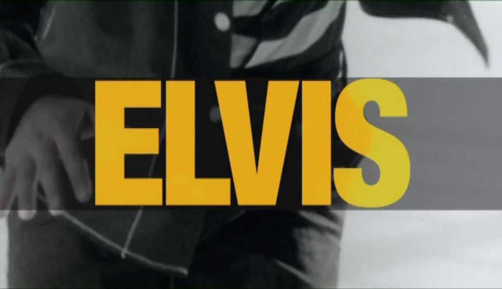 Elvis On Encore Promo