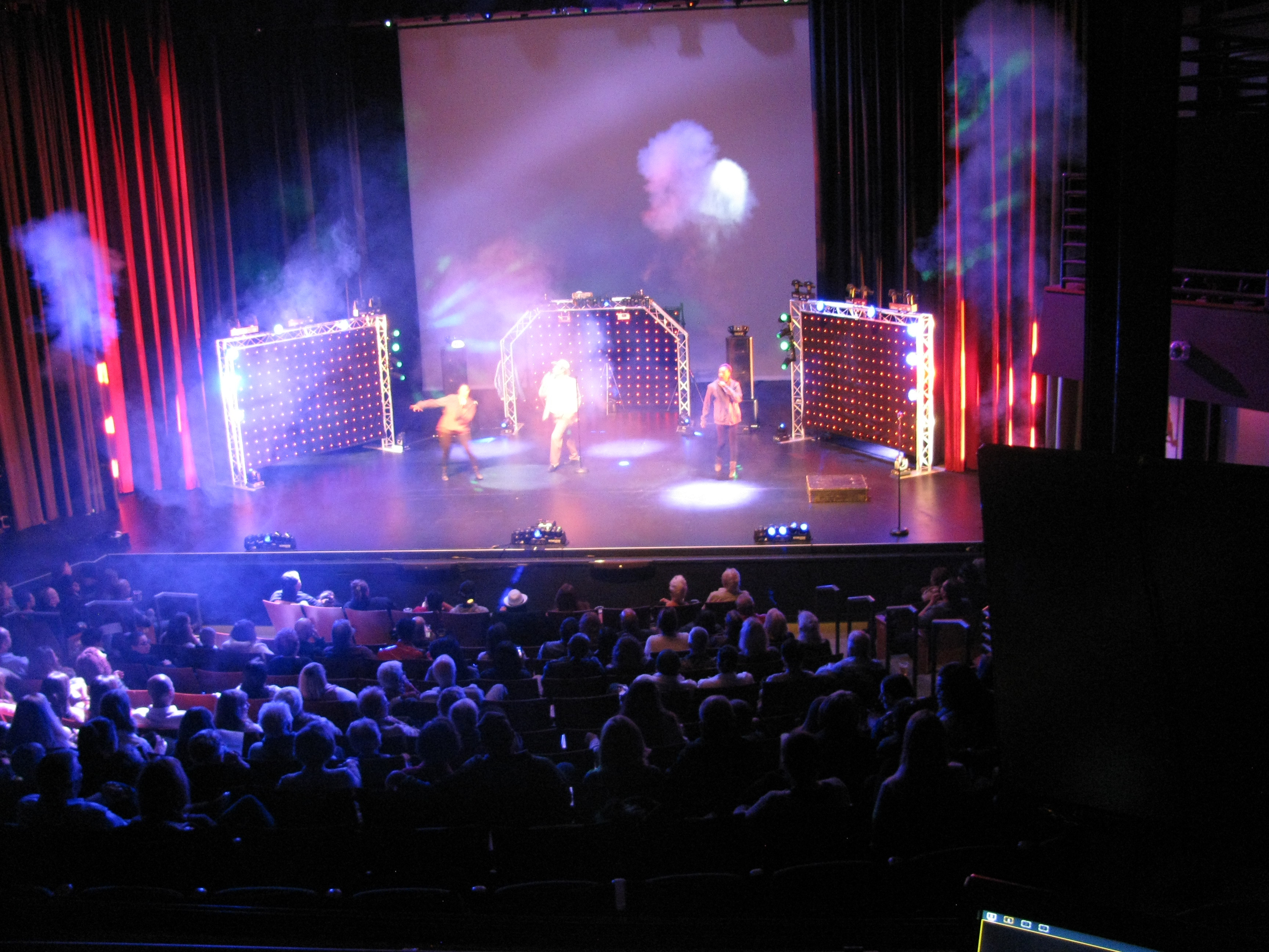 Stage Lighting & Trussing