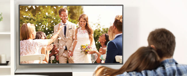 Virtual Wedding Ceremony Package