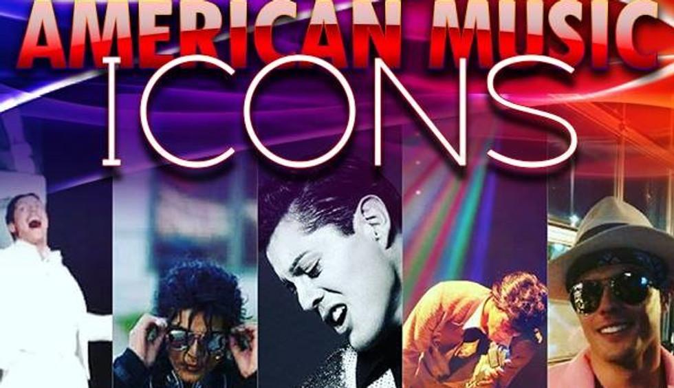 American Music Icons Revue Promo