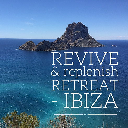 Revive & Replenish Retreat - IBIZA