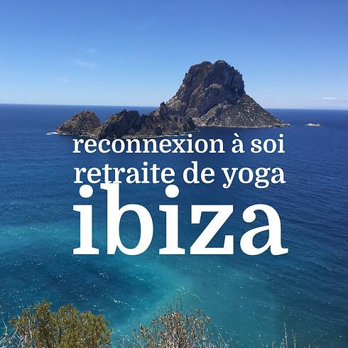 Retraite de yoga - reconnexion à soi - IBIZA