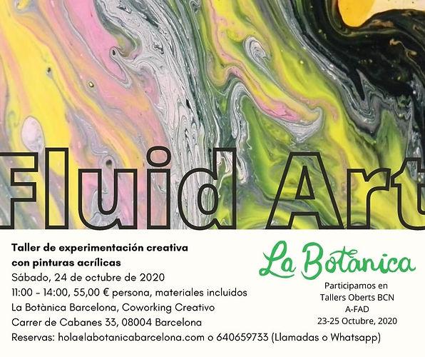 Taller_Fluid_Art_La_Botànica_Barcelona.
