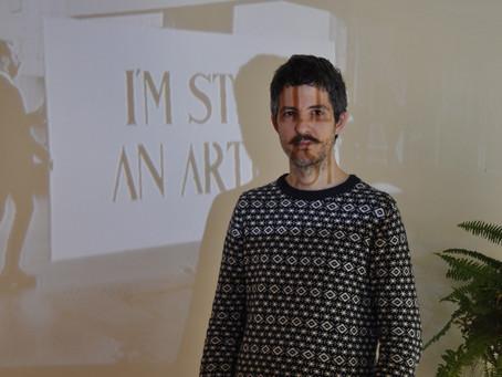 Entrevista al artista visual Juan Antonio Cerezuela