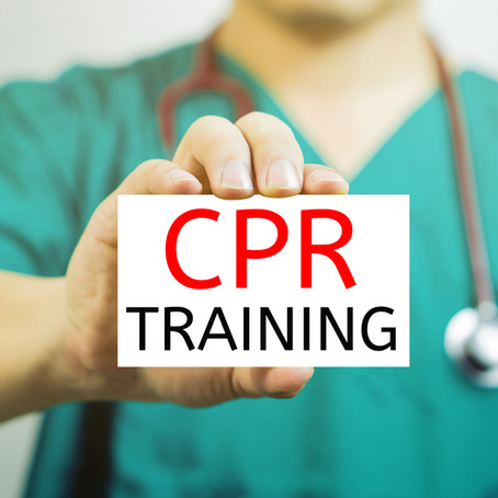 Blended First Aid & CPR Training