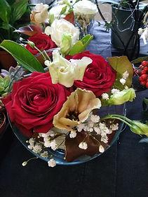 le miroir aux fleurs