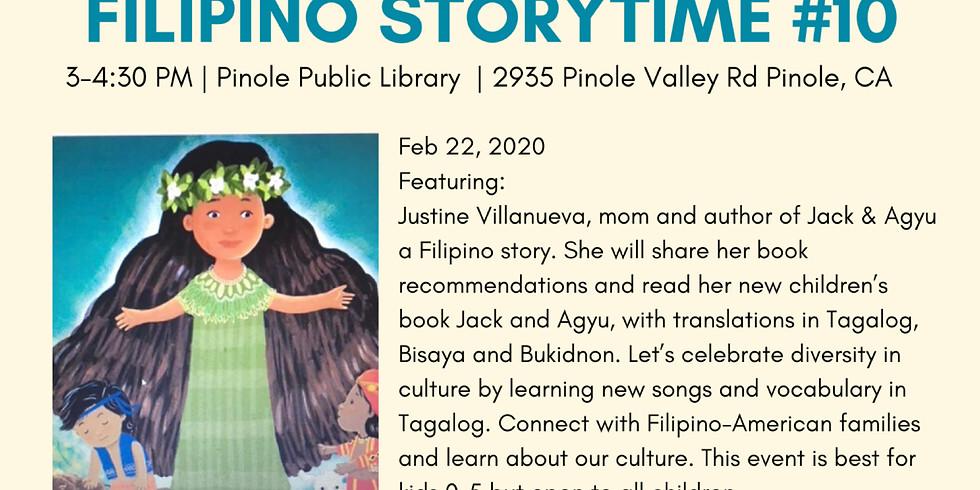 Filipino Storytime #10