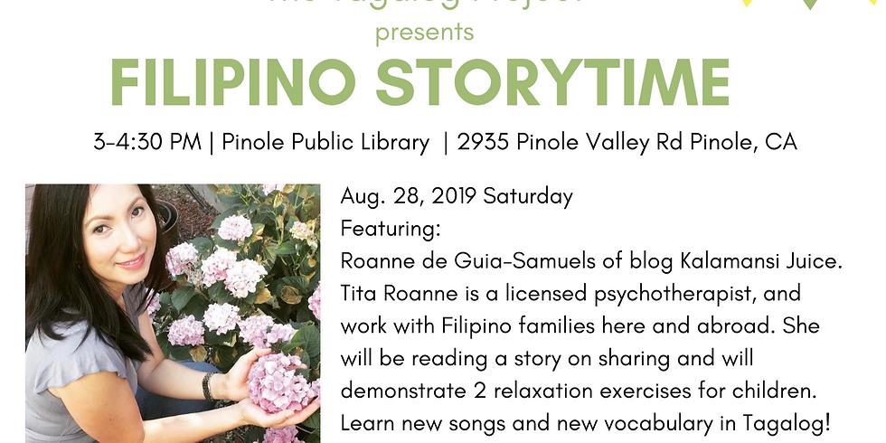 Filipino Storytime #5: Kalamansi Juice