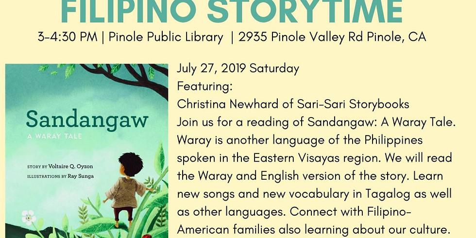 Filipino Storytime #4: A Waray Tale