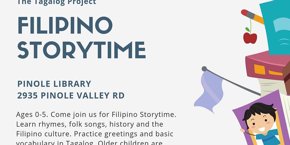 Filipino Storytime #8: November