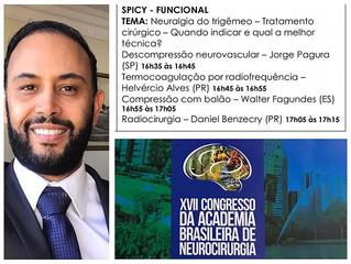 Mais recentes avanços apresentados no Congresso da Academia Brasileira de Neurocirugia
